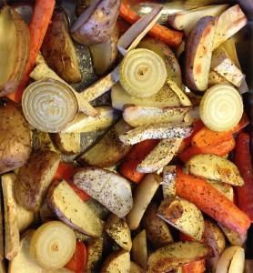 ovnsbakt_grønnsaker