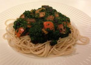 spinat-og-tomat