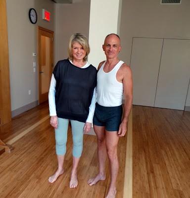 Er Martha Stewart og kevin sharkey dating